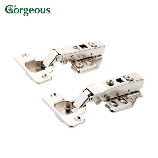 Cheap Hydraulic Concealed Cabinet Short core Hinge for Furniture Door for sale