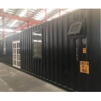 China 20' Factory directly Sale FlatPack Prefab Modular Building Container House on sale