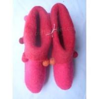Best Handmade Felt Products Felt folding shoes wholesale