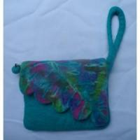 Best Handmade Felt Products Felt Cutting folding purse wholesale