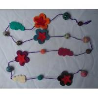 Best Handmade Felt Products Felt necklaces wholesale