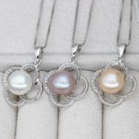 China Wholesale Beautiful Fresh Water Pearl Pendant on sale