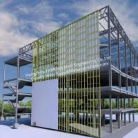 China Light Steel Villa low cost prefab house made by light gauged steel frame Galvanized on sale
