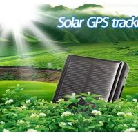 Buy cheap GPS Tracker Solar-powered GPS Tracker Self-Charging Solar GPS tracking from wholesalers