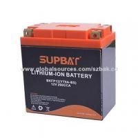 Best 12V lithium motorcycle battery with different capacity wholesale