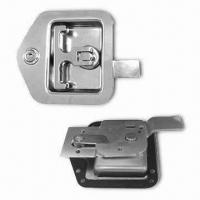 Best Three-point Folding T-handle Latch,Trailer toolbox Lock,Can Supplied with Two-pin for Attaching Rods wholesale