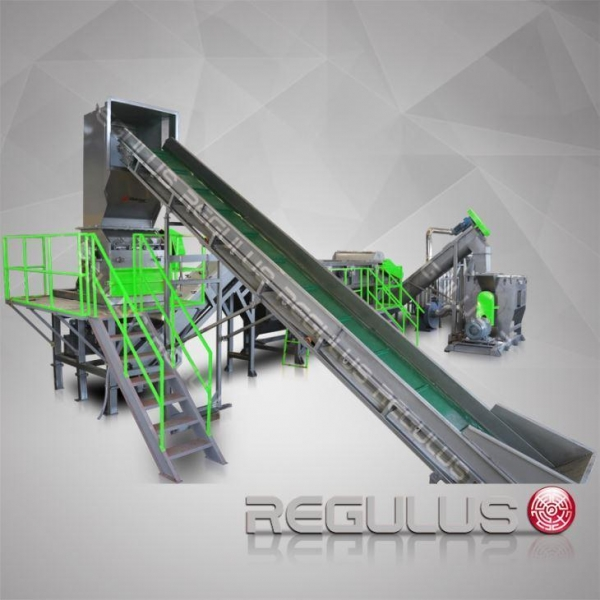 Cheap Soft Irrigation Pipe Recycling Machine for sale