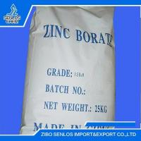 China Zinc Borate 3.5H2O on sale
