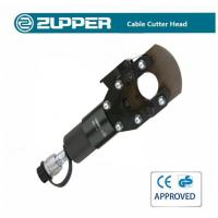 China Split-unit Hydraulic Power Cable Cutter Head on sale