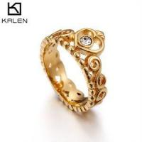 Best Fashion Costume Jewellery Women Wedding Rings wholesale