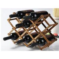 China Wall Mounted Wine Rack on sale