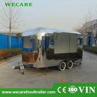 China Catering Food Truck on sale