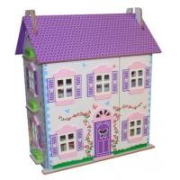 China Toy Wooden Doll House on sale