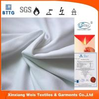 China special fabric 100 cotton FR knitted fabric on sale