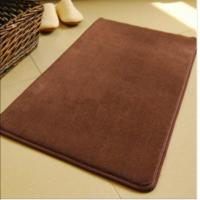 China Bathroom Items Microfiber bathroom mat on sale