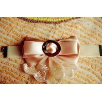 Dog products Lace bowknot collars