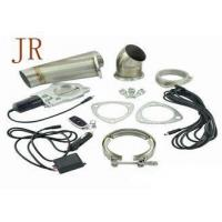 Best 3 Inch Sliver Valve Controlled Exhaust SystemsExhaust Cutout Kit Easy Operation wholesale