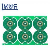 Buy cheap XWS Electronic FR4 Single Side 94v0 Circuit Board PCB Prototype Manufacture from wholesalers
