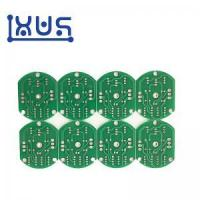 Buy cheap XWS Custom Electronic Single Layer ENIG PCB Board Raw Materials Manufacture from wholesalers