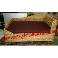 China Water Hyacinth Basket Item No: Cat Couch on sale