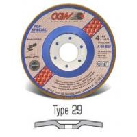 Best Type 29 (Conical) Depressed Center Grinding Wheels wholesale