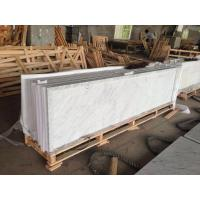China Bianco Carrara marble countertop Bianco Carrara marble countertop on sale