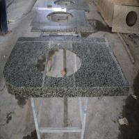 Best Granite Well Polished Natural Stone Fujian Green Granite, Granite Slab,exotic Green Granite Slabs wholesale