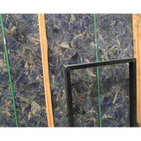 Buy cheap Granite Azul Marble Azul Bahia Marble Blue Color Block Marble Slabs from wholesalers