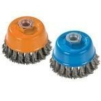 Cheap Hand Brush Power Brush Twisted knot or Crimped wire for sale