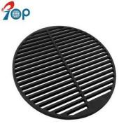China BBQ Grill Replacement Round Cast Iron Cooking Grate on sale