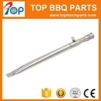 China Stainless steel Straight long gas grill bbq tube burners on sale
