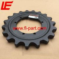 China Hitachi EX15 Mini chain sprocket Sprocket drive sprocket on sale