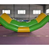 Best Water Park Double - row seesaw wholesale