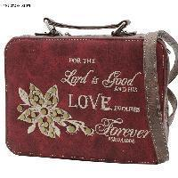Buy cheap Bible covers BL-13502-W102-RED from wholesalers