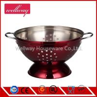 Best Stainless Steel Colander With Stainless Steel Handle wholesale