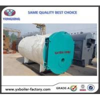 Best WNS 1 2 3 4 5 6 8 10ton enough steam output with good steam quality gas and oil boiler wholesale