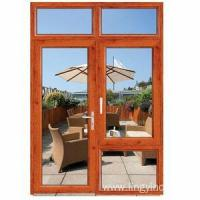 China awning window with grill american window grill design on sale