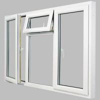 Buy cheap Good insulation performance aluminium casement windows with double glass factory sale from wholesalers