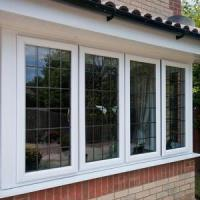 Buy cheap 2019 upvc casement window with grid factory sale from wholesalers