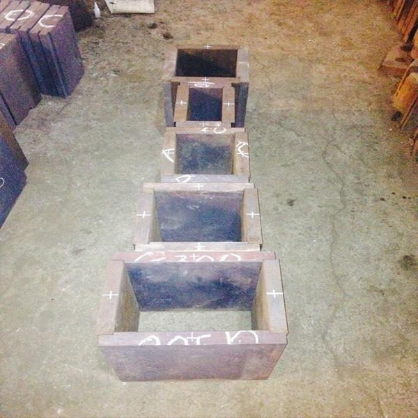 Cheap Refractory Steel Mold for sale