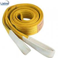 Buy cheap 5000kg Industrial Lifting Flat Webbing Sling from wholesalers