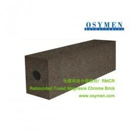 Cheap Rebounded Fused Magnesia Chrome Brick for sale