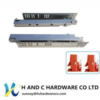 China K3001 Full extension Concealed undermount drawer slide on sale