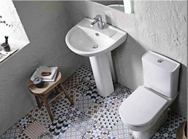 Cheap Range of Basins and Toilets for sale