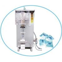 Buy cheap Sachet Liquid Pouch Filling Machine from wholesalers