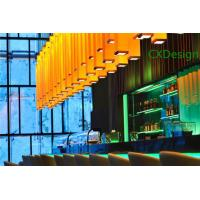 Buy cheap Restaurant High Gloss Lacquer Bar Table from wholesalers