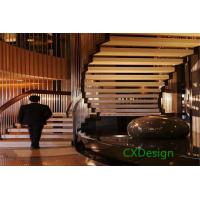 Buy cheap Copper Hotel Lobby Railing from wholesalers