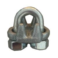 Best Stainless Steel US Type Forged Wire Rope Clips wholesale
