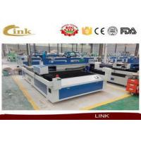 Best Stainless Steel / Iron / Carbon Steel CNC Laser Cutter Hiwin Linear Square Rails wholesale