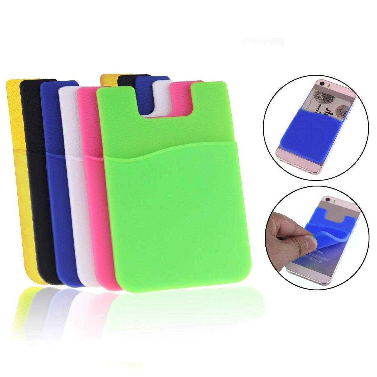 China silicone card holder on sale